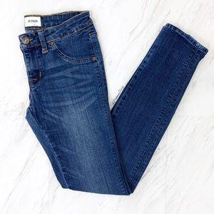 Hudson- Kid Girl Medium Wash Skinny Jeans Size 14